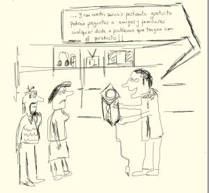 servicio atención gratuito